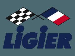 Naudotos Ligier dalys