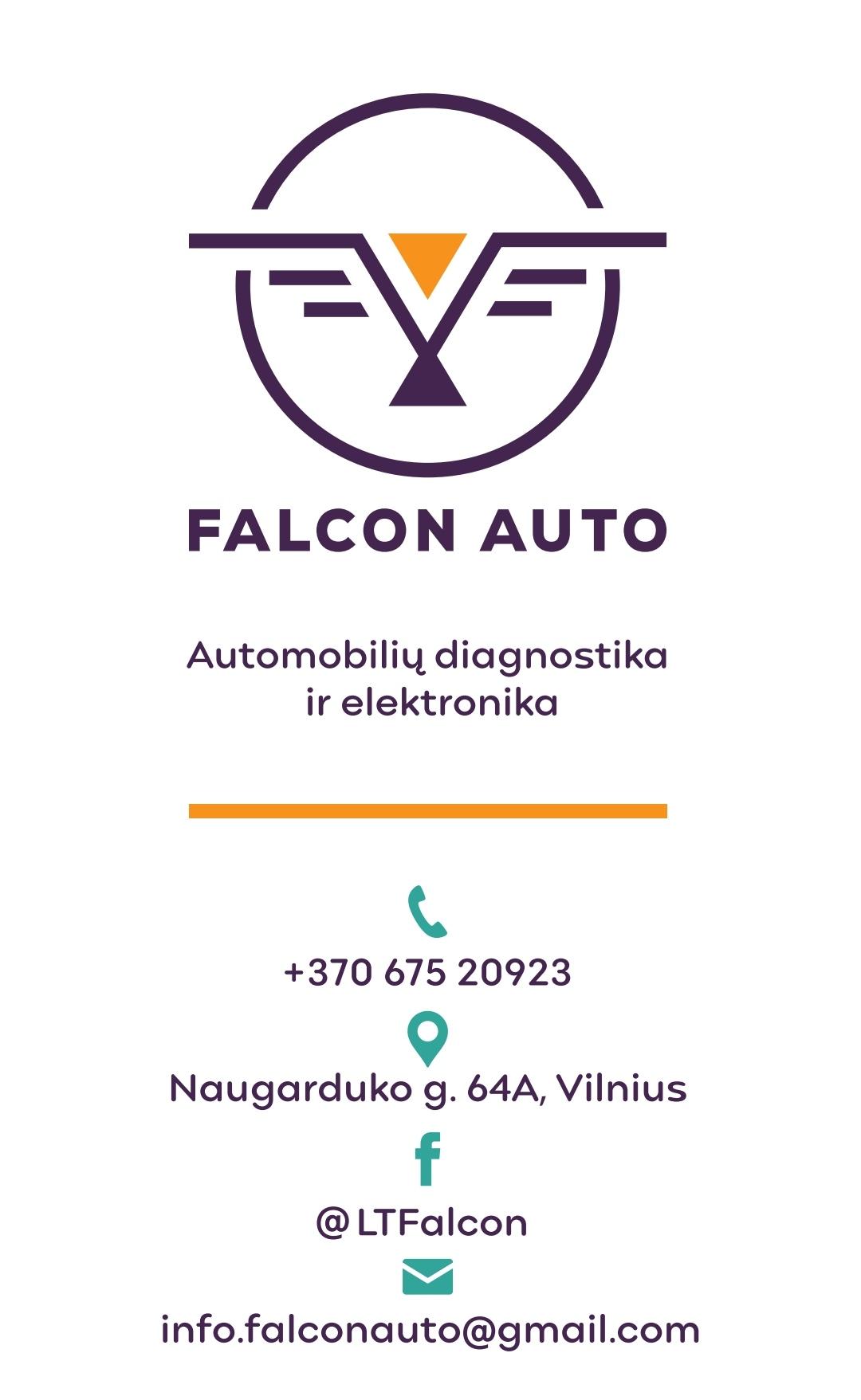 Falcon auto